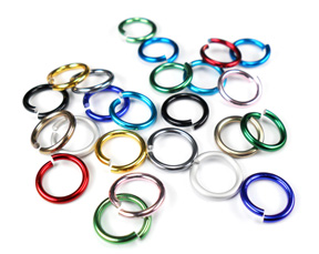 Anodized Rings